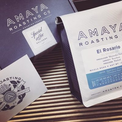 Thank you @amayaroastingco for the special delivery!  You are Amaya-zing!  #savorbrands #specialdelivery #awesomecoffee