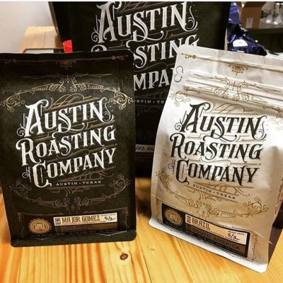 Austin Roasting looking good! PC: @austinroco #savorbrands #austinroasting