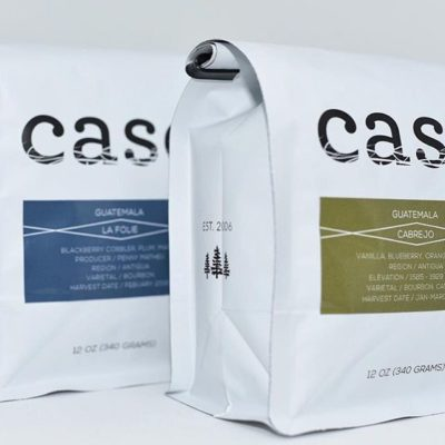 @case_coffee_roasters is a ❤️ story that'll warm you up just like the sweet, clean and complex coffees they're known for. Read our latest Savor Spotlight to learn more about Tim & Kati Case and what's next for the Oregon-based roasting company. http://ow.ly/TqO93024fRi @timkaticase  #ashlandoregon #drinkoregon #savorbrands #greatbrandsbeginwithgreatpackaging