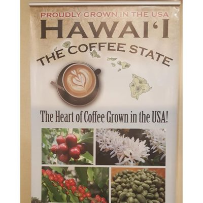 Don't forget to visit us at the Hawaii Coffee Association! #savorbrands