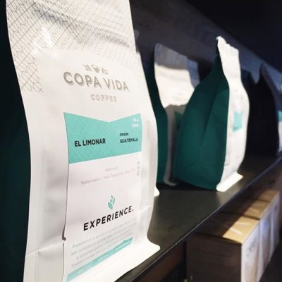 Congrats @copa_vida on your happy 3 year anniversary! #livinglavidacopa #tiffanyblue #greatbrandsbeginwithgreatpackaging 📷: @copa_vida