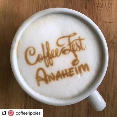 Getting ready for @coffeefestshow #Anaheim next week (Sept 30-Oct 2). Stop by our Savor Brands booth #236 & #238 – look forward to seeing you there! #specialtycoffee #coffeefest 📷: @coffeeripples