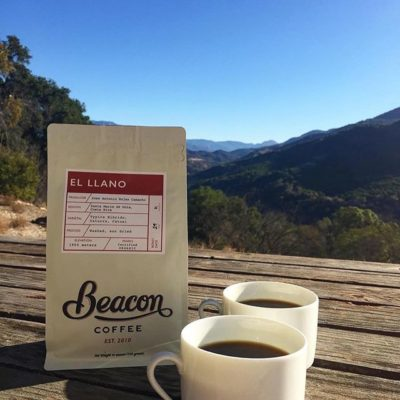 Beautifully packaged  @beaconcoffee in #ojai designed by  @brigette_lopez_design #responsiblysourced #thoughtfullyroasted #qualityinsideout #greatbrandsgreatpackage #regram 📷: @beaconcoffee