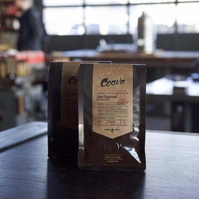 #Quality in every bag, every drink and every interaction with customers @coavacoffee in #portland #greatbrandsgreatpackage #specialtycoffee #packaging #regram 📷: @coavacoffee