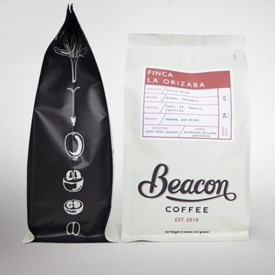 Bringing #coffeelovers closer to origin with each cup of responsibly sourced #specialtycoffee @beaconcoffee in #ojai since 2010 #customcoffeebags #coffeepackaging #coffeepackagingprinting #beaconcoffee