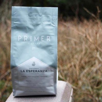 Delivering spectacularly delicious #specialtycoffee @primercoffee in beautiful #packaging #bellinghamwa #coffeelife #coffeepackaging #customcoffeebags #coffeepackagingprinting 📷: @primercoffee