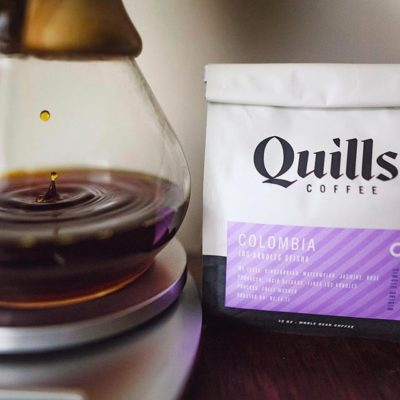 Providing great #coffee, great service & great spaces @quillscoffee #qualityforall #greatbrandsgreatpackage #coffeepackaging #customcoffeebags #coffeepackagingprinting 📷: @quillscoffee