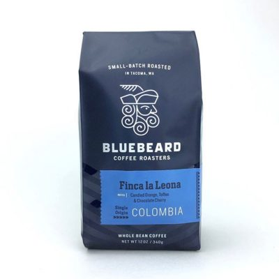 The proof is in the cup and every bag @bluebeardcoffee, small-batch roasted in #Tacoma. #greatbrandsgreatpackage #coffeepackaging #customcoffeebags #coffeepackagingprinting #coffeebags