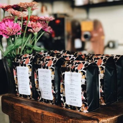 Love this beautiful and functional new #packaging @hobokencoffee, which can't help but brighten your day! Perfectly roasted in #GuthrieOK #greatbrandsgreatpackage #coffeepackaging #customcoffeebags #coffeepackagingprinting 📷: @hobokencoffee Design: @emmadime @studioonfire