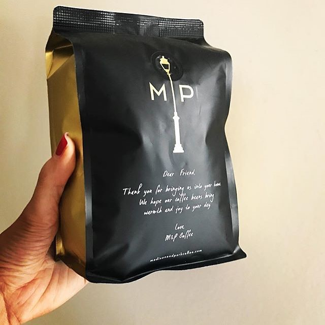 Congrats @madisonandparkcoffee on your beautiful new #packaging! Coming soon to #WestHollywood #qualityinsideout #styleandfunction #coffeepackaging #customcoffeebags #coffeepackagingprinting 📷: @madisonandparkcoffee