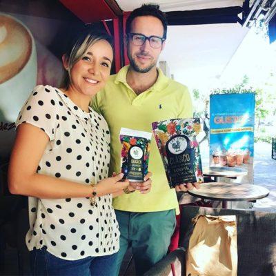 Encantados de pasar la tarde con @capdecafe ! Un gusto conocerlos!👌#cafemexicano #coffeegram #mexicancoffee