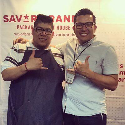 With Mexican Champion 🏆 for Aeropress Lalo Samano @dracobarista! Gracias por todo! #bolsasdecafe #empaquesparacafe #cafesdemexico #mexicancoffee
