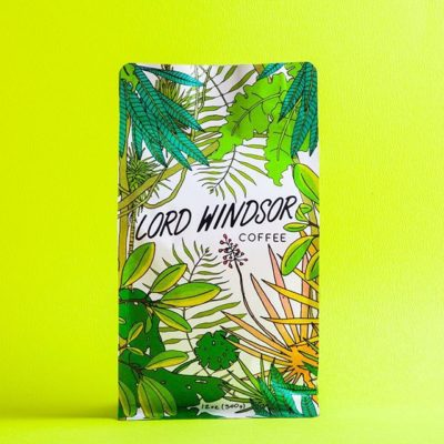 We're wild about @lordwindsorcoffee, where #coffee is an experience that they casually take seriously 💚#specialtycoffee #qualityinsideout #coffeepackaging #customcoffeebags #coffeepackagingprinting