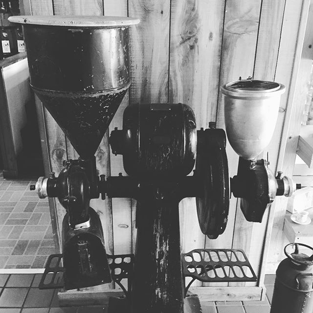 The Hobart! @Navieracoffeemills since 1921 in Historic Ybor City #tampabay #savorbrands