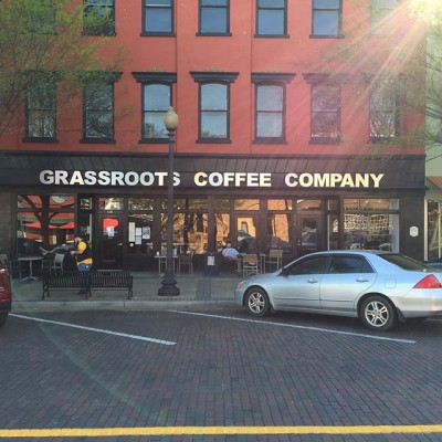 Found them right next door to Sturdy Bros #thomasvillegeorgia @grassrootscoffee