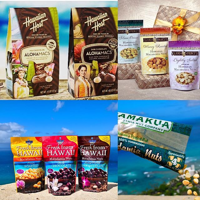 Don't forget to check out Hawaii Macadamia Nut Association in Hilo! #savorbrands #HMNA