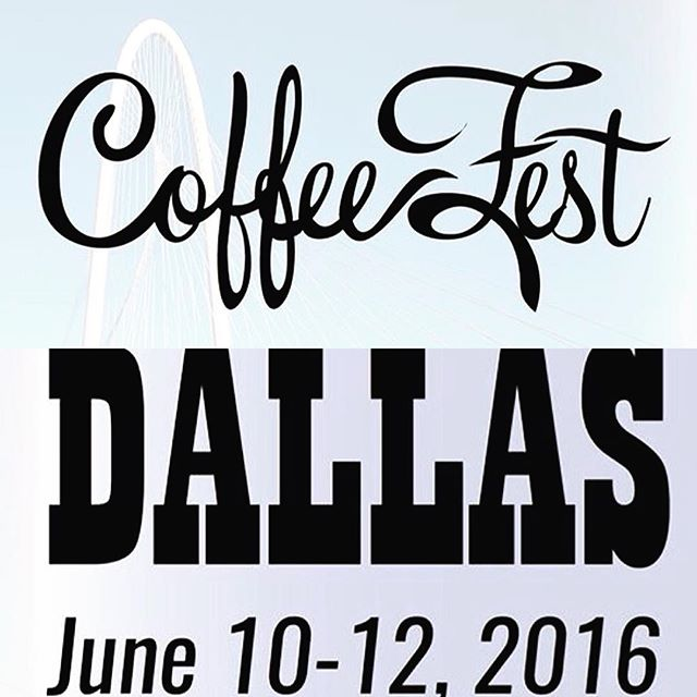 Coffee Fest Dallas is just in 5 days! Don't forget to visit Paul at booth 802! ☕️☕️☕️#coffeefest #savorbrands