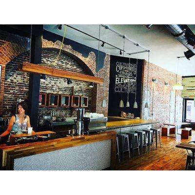 Cultivating community @alabastercoffee through the elevation of coffee culture. #alabastercoffee #savorbrands