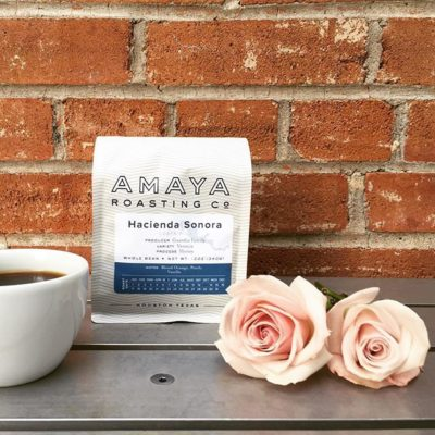 Anchored in #quality @amayaroastingco #specialtycoffee #houston #qualityinsideout #greatbrandsgreatpackage #regram 📷: @amayaroastingco
