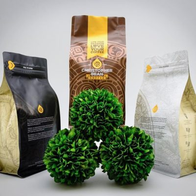 Always roasted to order daily in small batches @christopherbeancoffee #liveyourpassion #loveyourcoffee #qualityinsideout #greatbrandsgreatpackage #specialtycoffee #packaging