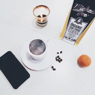 Producing exceptional #organiccoffee from #croptocup @wickedjoecoffee #fairtradecoffee #coffeepackaging #coffeepackagingprinting #customcoffeebags #regram 📷: @wickedjoecoffee