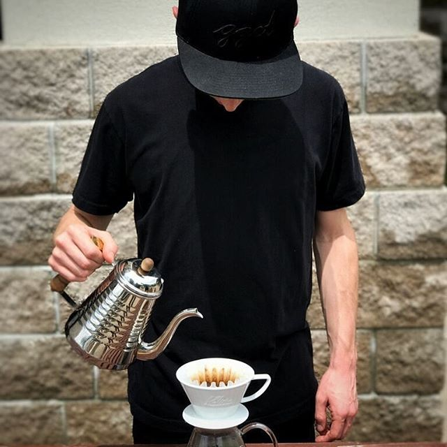 Best of luck to Dylan of @onyxcoffeelab and all of the talented #WorldBrewersCup competitors in Budapest this week! #WorldofCoffee #WBrC2017 #specialtycoffee #coffeepackaging #customcoffeebags #coffeepackagingprinting 📷: @pouraxial