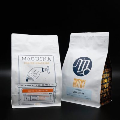 Drink ☕️, do good this #NationalCoffeeDay! Our friends @maquinacoffeeroasters and @metriccoffee are donating profits from each bag of coffee sold to benefit hurricane relief in Puerto Rico. Thank you for your support! #humanityincoffee #madebyhumans #greatbrandsgreatpackage