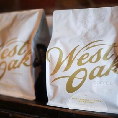 Moving out of gratitude for people, #coffee and culture @westoakcoffee #qualityinsideout #coffeepackaging #customcoffeebags #coffeepackagingprinting 📷: @westoakcoffee