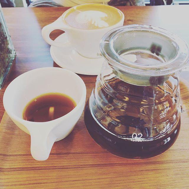 Awesome #pourover @templecoffee #Davis 👍🏽 #sensorysummit #specialtycoffee #specialtycoffeeroaster