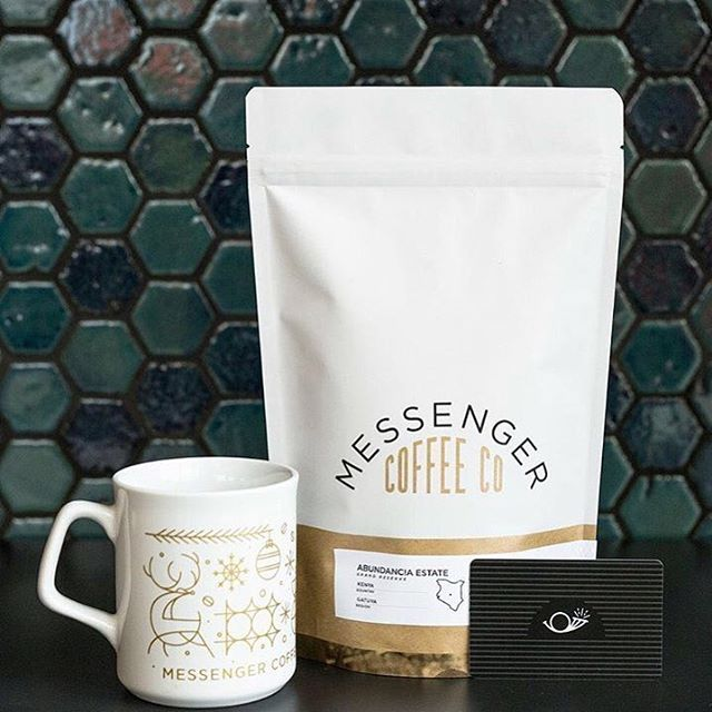 Beyond fair trade sourced and manually roasted in Kansas City @messengercoffee #coffeeforthepeople #specialtycoffee #qualityinsideout #coffeepackaging #customcoffeebags 📷: @layersnlipstick, @messengercoffee