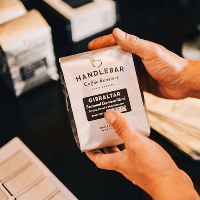 Linking an appreciation for the coffee farmers to you, through each fresh roasted bag of @handlebarcoffee #addictionsubscription #specialtycoffee #coffeepackaging #customcoffeebags 📷: @handlebarcoffee