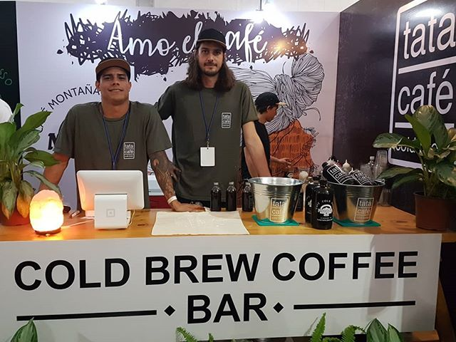 Always excited to meet local roasters and make new friends! #localroasters #roasterslife #costarica