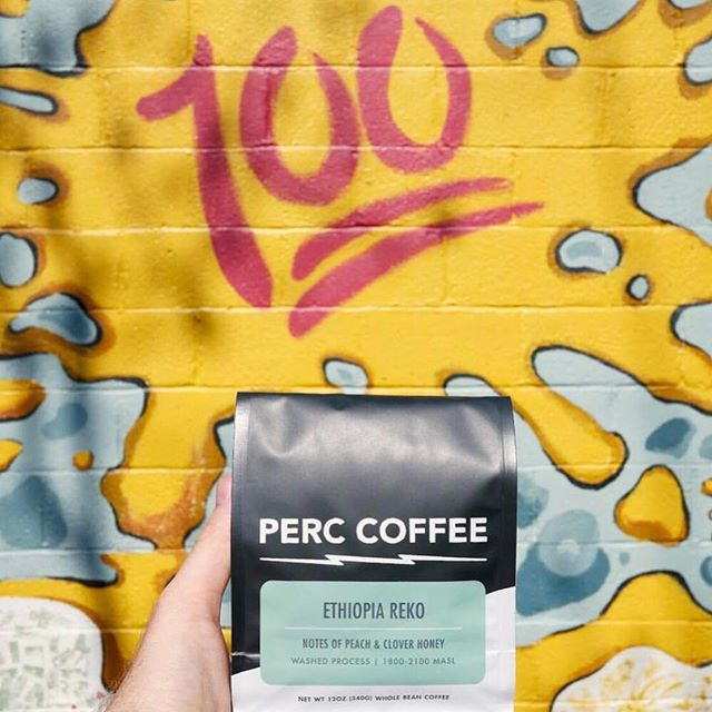 Melting tongues since 2010 @perccoffee in #SavannahGA 💯 #specialtycoffee #coffeepackaging #customcoffeebags 📷: @perccoffee