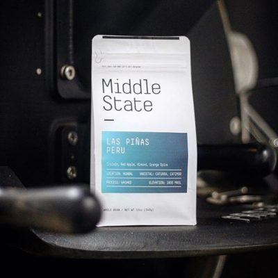 Dedicated to the integrity of #specialtycoffee and the people behind it @middlestatecoffee #qualityinsideout #coffeepackaging #customcoffeebags 📷: @middlestatecoffee