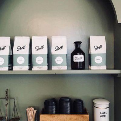 Roasting delicious #specialtycoffee in Zurich since 1936 @stollkaffee #qualityinsideout #coffeepackaging #customcoffeebags 📷: @stollkaffee