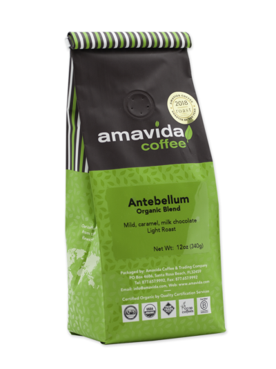 Amavida Coffee