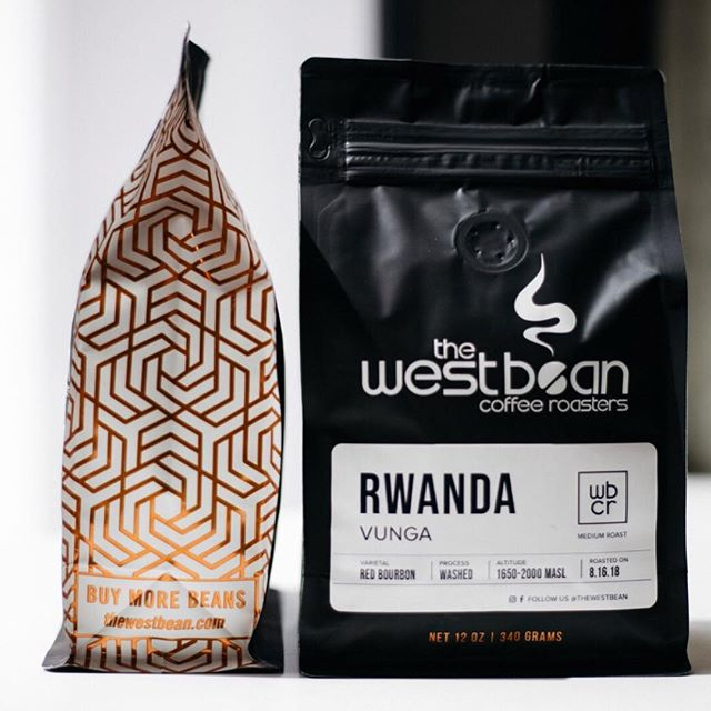 New bags @thewestbean 🔥🔥🔥 #specialtycoffeeroaster #sandiegocoffee #coffeepackaging #customcoffeebags 📷: @thewestbean
