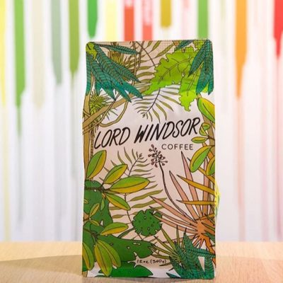 Wildly awesome @lordwindsorcoffee 🤙🏼 #LongBeach #specialtycoffeeroaster #coffeepackaging #customcoffeebags 📷: @fellowproducts