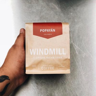 Sustainably sourced, small-batch roasted, quality focused @windmillcoffeeroasters #specialtycoffeeroaster #AmesIowa #qualityinsideout #coffeepackaging #customcoffeebags 📷: @windmillcoffeeroasters
