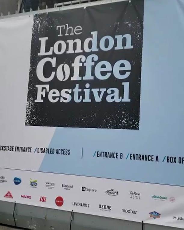 If you are at the London Coffee Festival, stop by booth B7 as we'd love to see you! #specialtycoffeeroaster #coffeepackaging #customcoffeebags #londoncoffeefestival