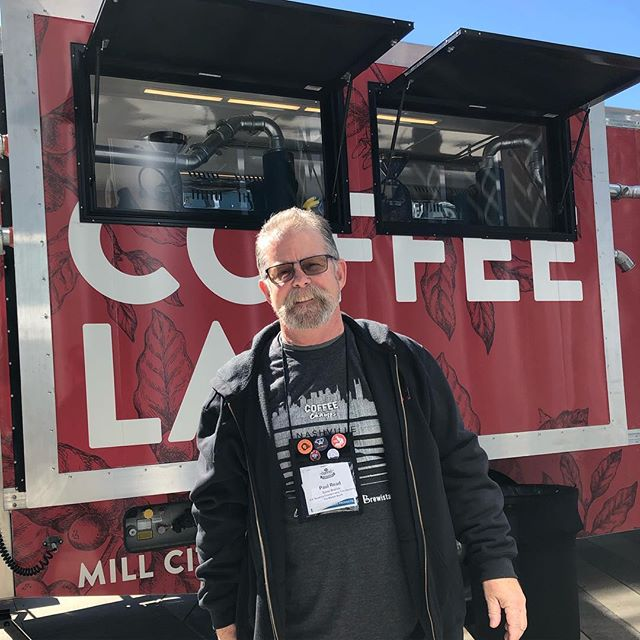 Another awesome day @uscoffeechamps supporting the U.S. Roasting Championship! #specialtycoffeeroaster #coffeecommunity #coffeepackaging #customcoffeebags