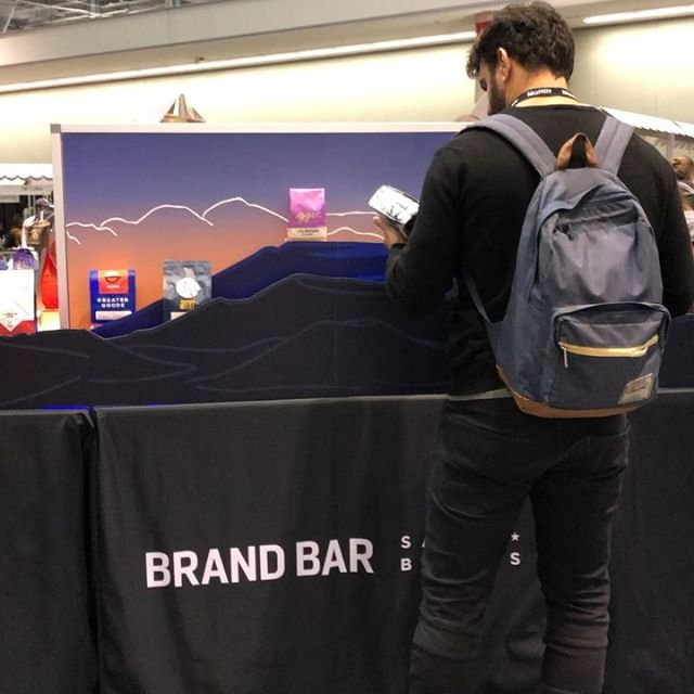 Check out our Brand Bar at #CoffeeExpo2019 near the @wcoffeeevents World Brewers Cup stage to see some of the latest and greatest in #coffeepackaging! We'll have #customcoffeebags on rotation all weekend, and look forward to seeing you there! #specialtycoffeepackaging #coffeeexpo #coffeebrands