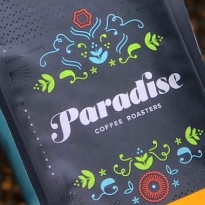 @paradiseroasters Coffee lovers sharing a taste of Paradise from exceptional farmers around the globe 🌎 #paradiseroasters #specialtycoffeeroaster #coffeepackaging #customcoffeebags 📷: @paradiseroasters