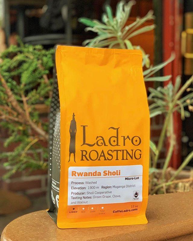 @ladroroasting Celebrating 25 years of providing profound service & coffee 🎉 #caffeladro #customcoffeebags #coffeepackaging #specialtycoffeeroaster 📷: @ladroroasting