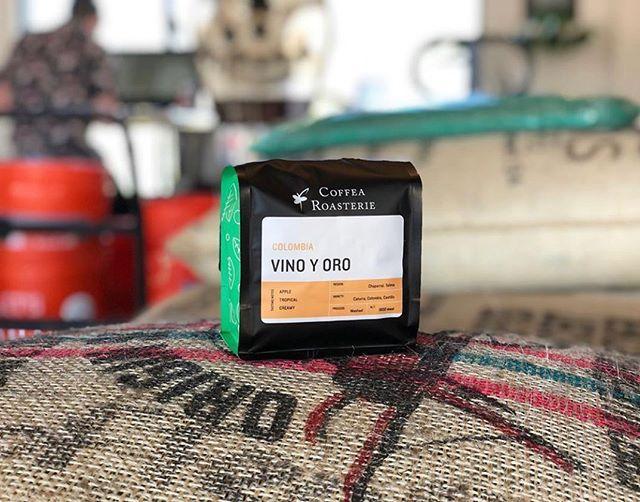 @coffearoasterie Coffee without compromise #coffearoasterie #specialtycoffeeroaster #coffeepackaging #customcoffeebags 📷: @coffearoasterie
