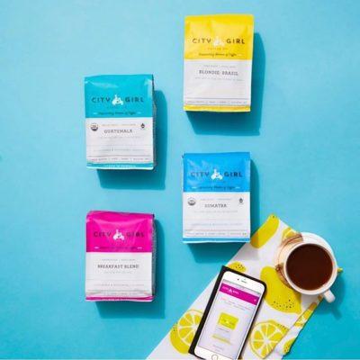 @citygirlcoffee Empowering Women of Coffee #citygirlcoffee #specialtycoffeeroaster #coffeepackaging #customcoffeebags 📷: @citygirlcoffee