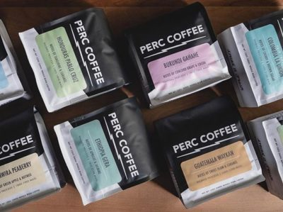 Sourcing & roasting insanely awesome coffees⚡️ @perccoffee #perccoffee #specialtycoffeeroaster #coffeepackaging #customcoffeebags 📷: @perccoffee