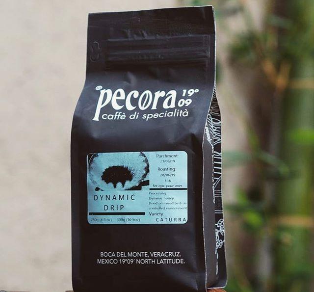 @caffepecora1909 One Origin, One Identity #pecora1909 #specialtycoffeeroaster #coffeepackaging #customcoffeebags 📷: @caffepecora1909