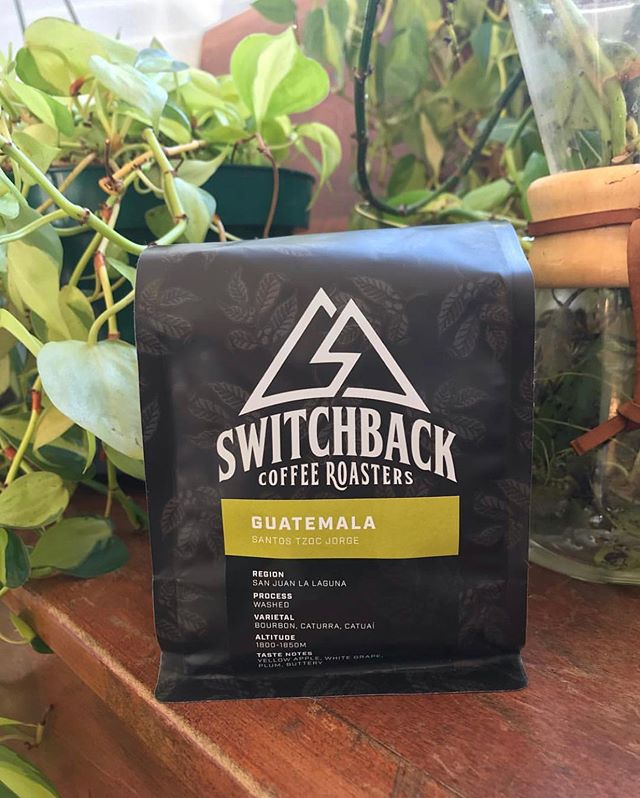 Excellent Coffee, for Everyone @switchbackroasters #switchbackroasters #specialtycoffeeroaster #coffeepackaging #customcoffeebags 📷: @switchbackroasters