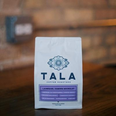 @talacoffeeroasters Sweet, Beautiful Coffees #talacoffeeroasters #specialtycoffeeroaster #coffeepackaging #customcoffeebags 📷: @talacoffeeroasters
